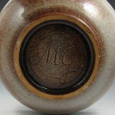 "107: Maija Grotell 10 1/4"" Footed Bowl - Mint : Lot 107"