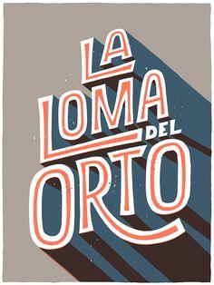 """""""La loma del Orto"""" by Lawerta"""