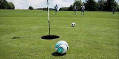 Golf + Soccer = FootGolf. And It's Awesome!