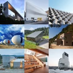 New Pinterest board: architecture  in South Korea