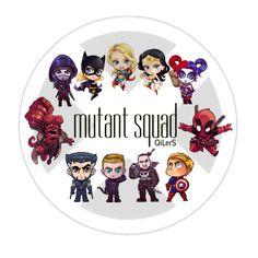 Mutant #mutantsquad #Qilers