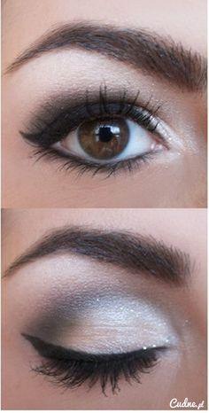 Rozświetlone oczy