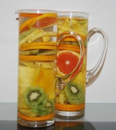 Tropical Rum Infusion recipe, sounds amazing!