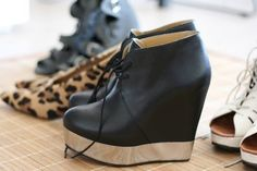 This #Acne #wedge would be my ideal every day wedge.