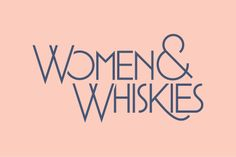 Women & Whiskies is a series of events created by Campari Group, designed to engage women in a traditionally male oriented spirits category. Namesake partnered with AfterAll to create the branding. Together, we concepted a photo shoot highlighting the whiskey portfolio. The photos were used in gift guides and tasting journals, and to promote W&W events nationwide.