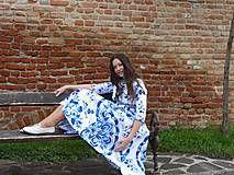 Spoločenské šaty Floral Folk - Folk, Floral, Florals, Folk Music, Flower, Popular, People, Flowers