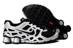 sports shoes bc46c bddf6 Nike Shox Turbo+ 12 Männer Silber Schwarz Nike Shox Shoes, Nike Sneakers,  Adidas Shoes