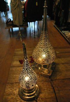 Bodenlampen Wohnzimmer Orientalischer Stil