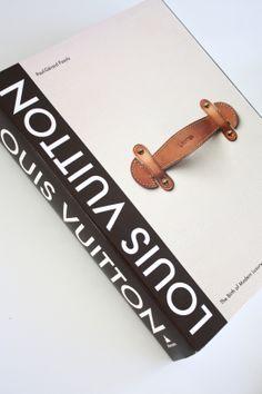 Louis Vuitton Coffee Table Book #coffeetablebook #louis #vuitton
