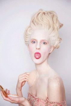 Avant Garde Beauty Editorials : avant garde beauty