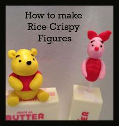 Winnie the Pooh | Little Delights Cakes/ I've got to go to this site she has many great tips!!!!