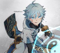 Character Concept, Character Art, Character Design, Albedo, Cute Art, Anime Guys, Manhwa, Anime Characters, Chibi