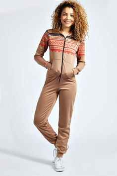 Cool, comfy-looking onesie I would love to own