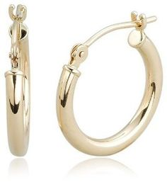 Duragold collection offers hoop earrings and chain necklaces created entirely of 14k gold, which is the threshold of karat gold jewelry in the United States.  Check more below: http://amzn.to/MUQ9qL