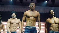 The Hollywood Reporter - 'Magic Mike XXL': Film Review