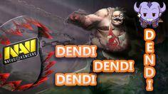 Dota 2 - Dendi  Pudge is back! Ranked Gameplay Dota 2