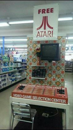 Viseo game selection center