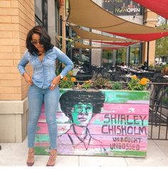 Denim x Valentino Shirley Chisholm, Miss Priss, Angela Simmons, Black Carpet, Best Jeans, Dressed To Kill, All About Fashion, Your Style, Capri Pants