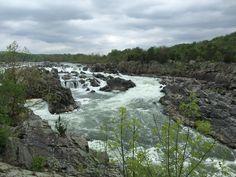 Great Falls of the Potomac near McLean VA [3264x2448] [OC]