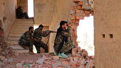 """Rusia considera a los kurdos como una """"fuerza muy efectiva"""" en la lucha contra el Estado Islámico (ISIS, en sus siglas en inglés) y como participante necesario en las conversaciones para la resolución política del conflicto de Siria, según dijo el ministro de Exteriores Serguéi Lavrov en su conferencia de prensa anual en Moscú."""