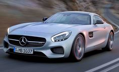 After many spy shots and months of speculations, the spectacular Mercedes-AMG GT has finally be presented. After saying goodbye to the SLS model with a final edition, about a year ago, Mercedes-Benz now presents the brand new AMG GT, with a longer fr Maserati, Bugatti, Lamborghini, Ferrari, Mercedes Benz Amg, 911 Turbo S, Porsche 911, Supercars, Nissan