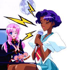 Studio Deen, Revolutionary Girl Utena, A Dance With Dragons, Girls Series, Neon Genesis Evangelion, First Girl, Magical Girl, Shoujo, Me Me Me Anime