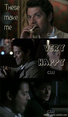 Supernatural Memes | castiel misha collins supernatural supernatural meme yesss meme spn