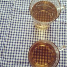 Dag285: sinaasappel jasmijn thee