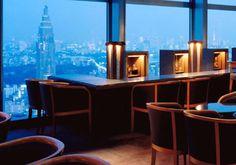 Hotel Park Hyatt Tokyo, lieu de tournage de Lost in Translation - Paris Fait Son Cinéma