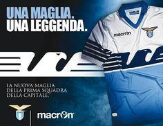 Maillot spécial 115ème anniversaire de la Lazio