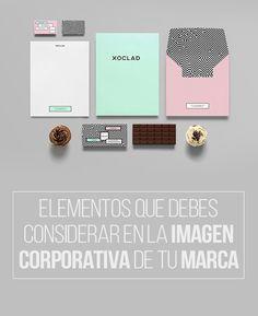 Elementos gráficos que debes considerar en la imagen corporativa de tu marca