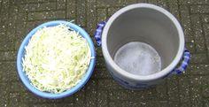 kool en keulse pot..hoe je zuurkool maakt,goed voor een hele winter...