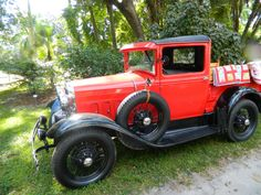 Ford Truck at Edison Ford