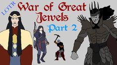 Focus: War of Great Jewels (Part 2)