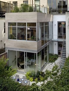 Park Slope brownstone, NYC. Michael Schmitt Architect. Devon Banks ...