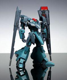 HGUC 1/144 ORX-005 Gaplant - Customized Build