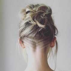If you love being wild, but are afraid of commitment, this hair tattoo undercut just may be the new hair trend for you. A refreshing take on 'business in the front, party in the back,' …