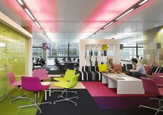 Amazing 2012 Office Design For Home Working Space World Best Office Design With Office Decor Ideas For Work Corporate Office Design, Modern Office Design, Corporate Interiors, Office Interior Design, Office Interiors, Interior Designing, Office Designs, Design Offices, Corporate Offices