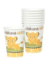 Lion King Baby Shower Cups - Party City