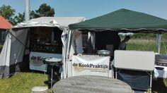De Kookpraktijk atond op het singer song writer festival zaterdag 4juni op Lauwersoog