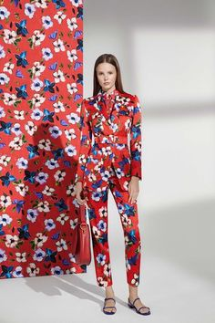 Escada Resort 2019 New York Collection - Vogue