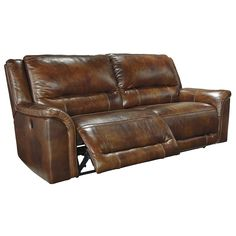 10 Best leather reclining sofa images | Reclining sofa ...