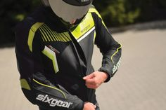 sixgear motorcycle fashion for him