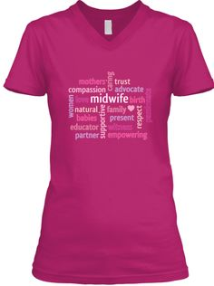 A Midwife Means... | Teespring