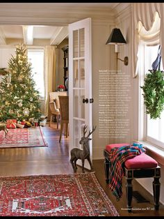 New England Design: Holiday Style