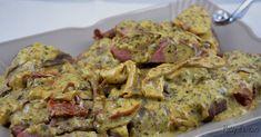 De savoureux magrets de canard avec une sauce aux cèpes, tomates séchées et estragon, délicieux! Vous remarquerez que je ne cuisine pratiquement qu'avec de l'huile d'olive, c'est parce que j'adore l'huile d'olive, je ne peux faire sans et suis toujours à la recherché de la meilleure, de l'huile d'olive pour cuisine et une autre pour les salades. Bien évidemment, si vous n'appréciez pas cette huile autant que moi, remplacez-la par l'huile végétale de votre choix.