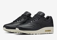 The Nike Air Max 1 Pinnacle Pack Is All About Luxury