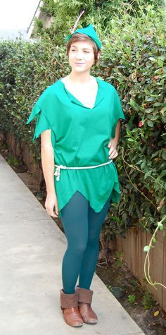 How to make an adult peter pan costume pinterest peter pan peter pan costumes on pinterest diy solutioingenieria Choice Image