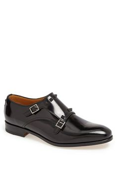Valentino Studded Double Monk Strap Loafer from Nordstrom #Valentino #Nordstrom