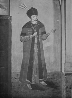 Gheorghe Ghica at Frumoasa monastery near Iaşi. Romania, Poland, Europe, Painting, Satanic Art, Painting Art, Paintings, Painted Canvas, Drawings